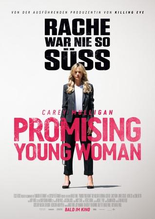 Filmplakat PROMISING YOUNG WOMAN