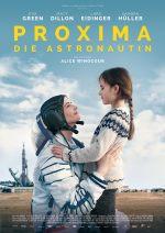 Filmplakat PROXIMA - Die Astronautin