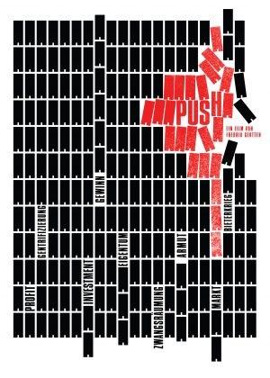 Filmplakat PUSH - Für das Grundrecht auf Wohnen