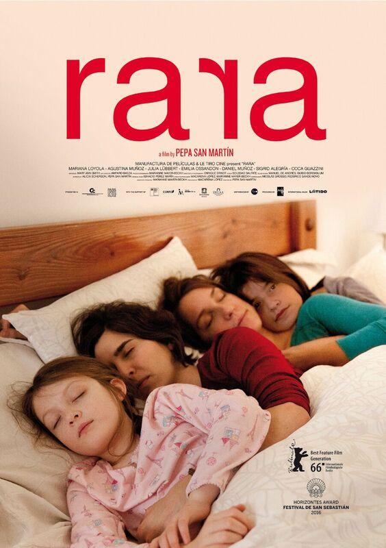 Filmplakat CINESPAÑOL: Meine Eltern sind irgendwie anders - RARA - span. OmU