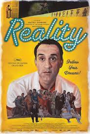 Filmplakat REALITY - ital. OmU