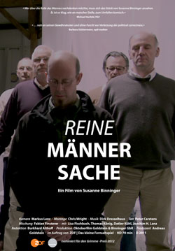 Filmplakat Reine Männersache