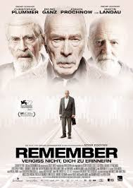 Filmplakat REMEMBER