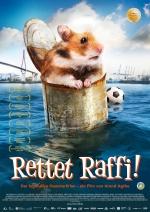 Filmplakat Rettet Raffi