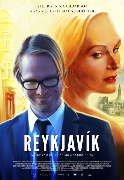 Filmplakat Reykjavik - isländische OmU