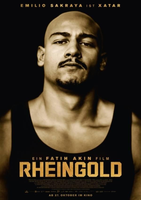 Filmplakat RHEINGOLD - Gesichter eines Flusses