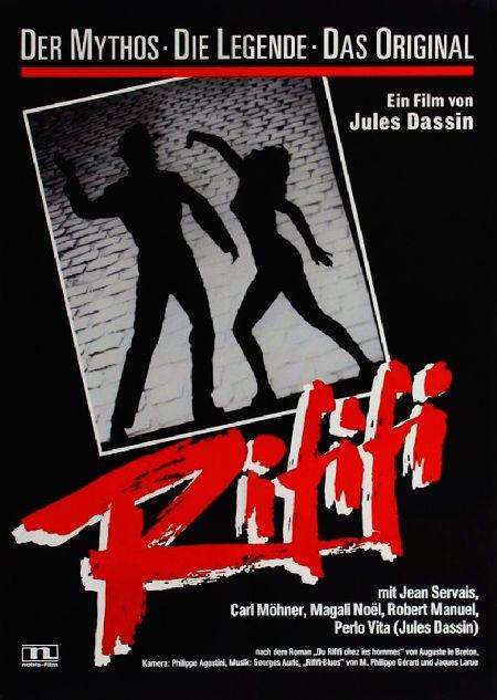 Filmplakat RIFIFI