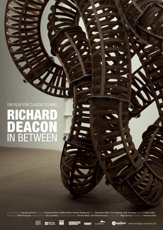 Filmplakat RICHARD DEACON - IN BETWEEN