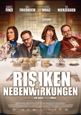 Filmplakat RISIKEN & NEBENWIRKUNGEN