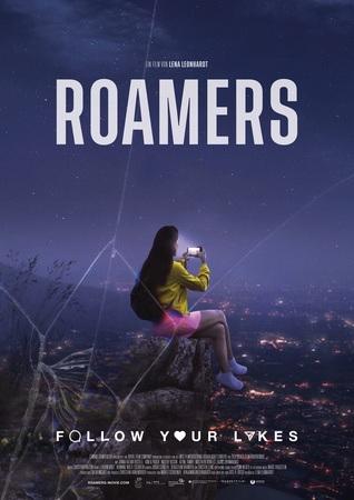 Filmplakat ROAMERS-FOLLOW YOUR LIKES