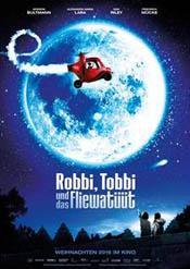 Filmplakat Robbi, Tobbi und das Fliewatüüt