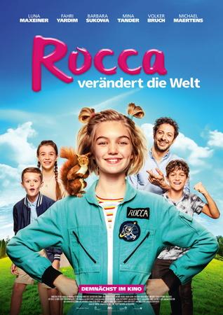 Filmplakat ROCCA verändert die Welt