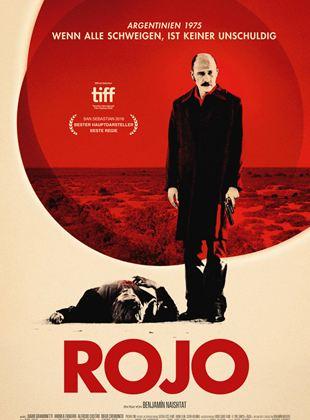 Filmplakat ROJO - Wenn alle schweigen, ist keiner unschuldig OmU