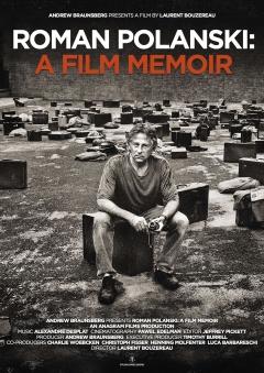 Filmplakat Roman Polanski - A FILM MEMOIR