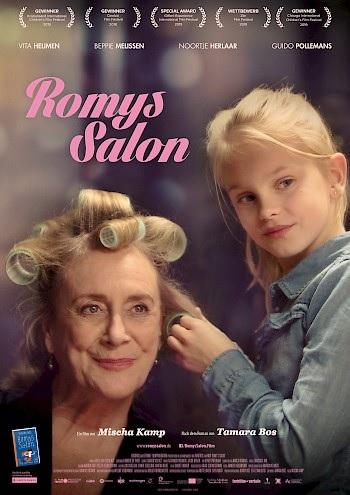 Filmplakat ROMYS SALON