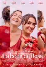 Filmplakat ROSAS HOCHZEIT - La boda de Rosa - span. OmU