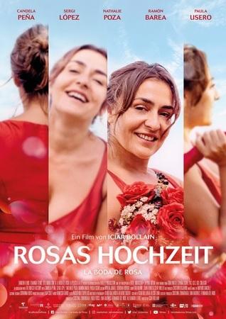 Filmplakat Rosas Hochzeit