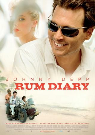 Filmplakat RUM DIARY - engl. OmU