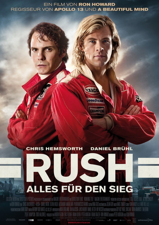 Filmplakat RUSH
