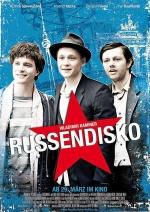 Filmplakat RUSSENDISKO