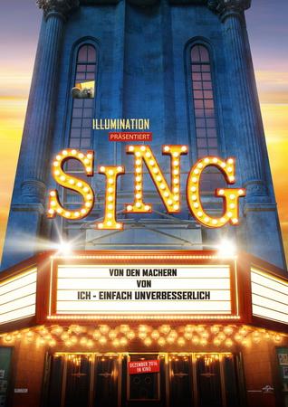 Filmplakat SING