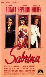 Filmplakat Sabrina