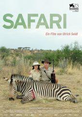 Filmplakat Safari