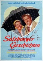 Filmplakat Salzburger Geschichten