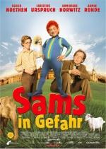 Filmplakat Sams in Gefahr