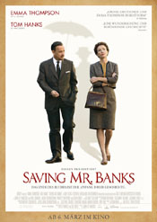 Filmplakat SAVING MR. BANKS