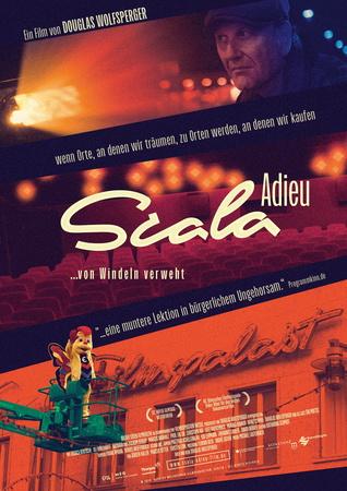 Filmplakat Scala Adieu - Von Windeln verweht