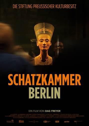 Filmplakat Schatzkammer Berlin - Die Stiftung Preussischer Kulturbesitz