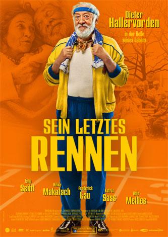 Filmplakat Sein letztes Rennen