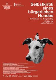 Filmplakat Selbstkritik eines bürgerlichen Hundes