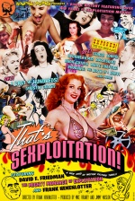 Filmplakat That's Sexploitation - engl. OF