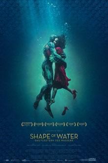 Filmplakat SHAPE OF WATER - Das Flüstern des Wassers