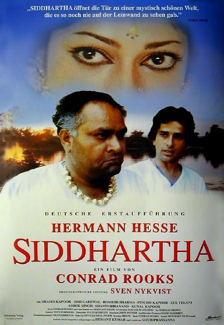 Filmplakat Hermann Hesse: SIDDHARTHA