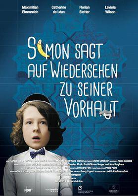 Filmplakat Simon sagt auf Wiedersehen zu seiner Vorhaut