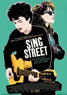 Filmplakat SING STREET - auch OmU möglich