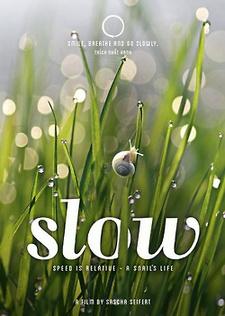 Filmplakat SLOW - Langsam ist das neue Schnell - der Schnecken-Tag