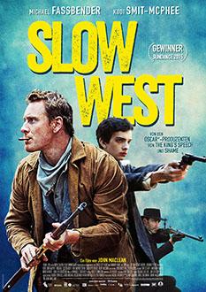 Filmplakat SLOW WEST