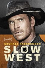 Filmplakat SLOW WEST - engl. OmU
