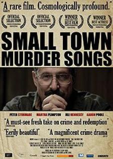 Filmplakat SMALL TOWN MURDER SONGS - engl. OmU