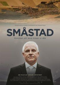 Filmplakat Småstad / Small Town Curtains - schwed. OmU