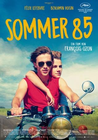 Filmplakat Sommer 85