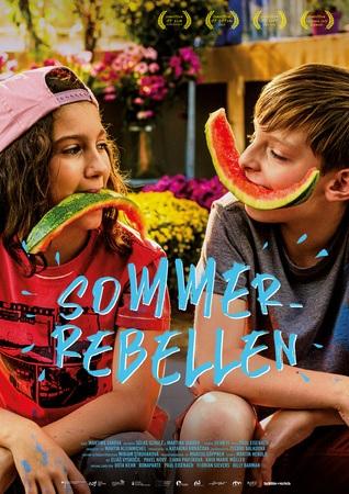 Filmplakat SOMMER-REBELLEN