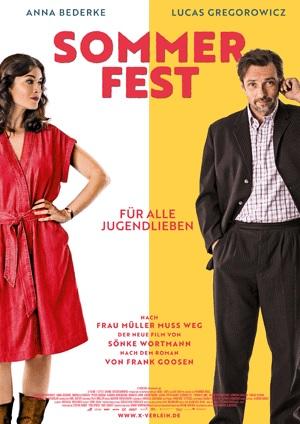 Filmplakat Sommerfest