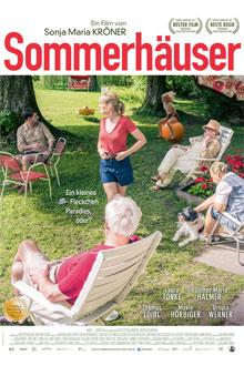 Filmplakat SOMMERHÄUSER