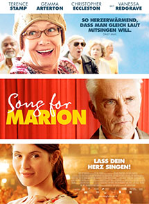 Filmplakat SONG FOR MARION