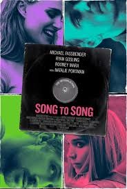 Filmplakat SONG TO SONG - engl. OmU